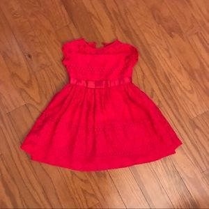 Other - Red Dress 2T